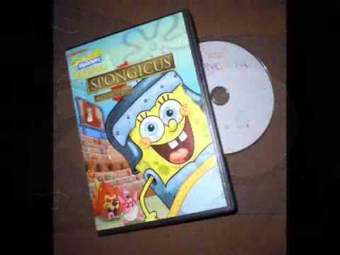 Critique Dvd Spongebob Squarepants Spongicus Youtube