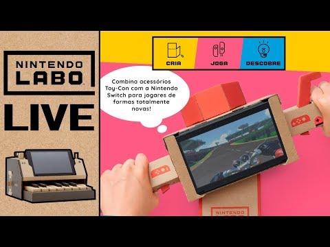 Nintendo Labo: Accesorios para nintendo labo