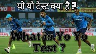 yo yo cricket fitness test