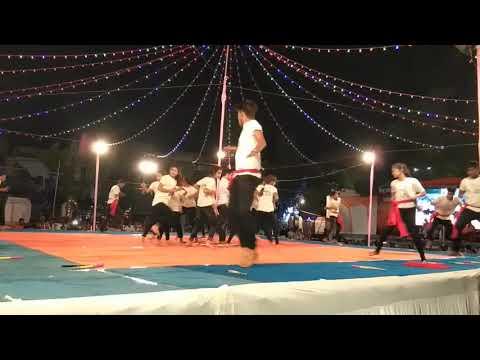 Dholitaro Dhol Baje Dance Cover By  Ll Satyam Tomar Ll In Garva Dandiya 2018.   Hum Dil De Chuke San