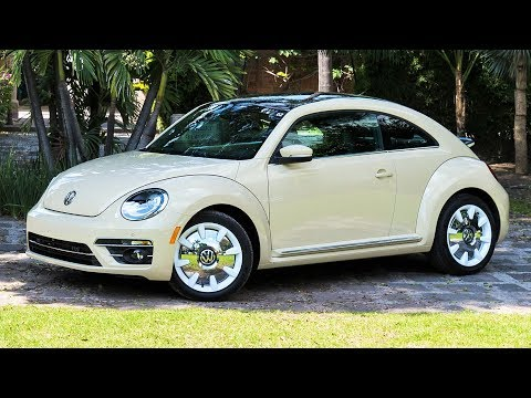2019 Volkswagen Beetle Final Edition - One Of The Most Iconic Cars In The World