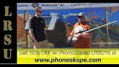 7mm STW + 195gr Bergers vs 1200 Yard Milk Jug Challenge - Cody Bliss