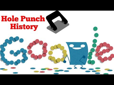 Hole Punch History
