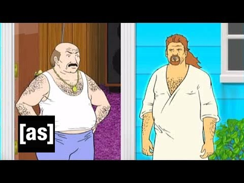 Let's Get Wasted | Aqua Teen Hunger | Adult Swim