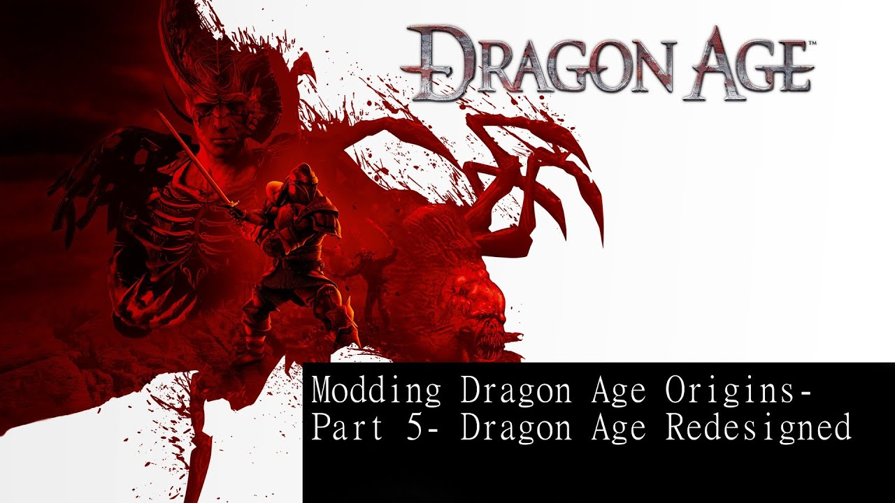 Dragon age redesigned at dragon age mods and community.