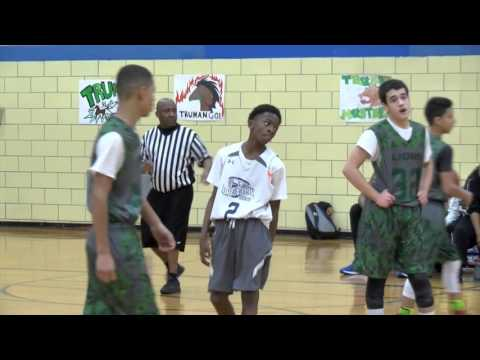 NYCMSBL Bronx JV Boys  Final 2016