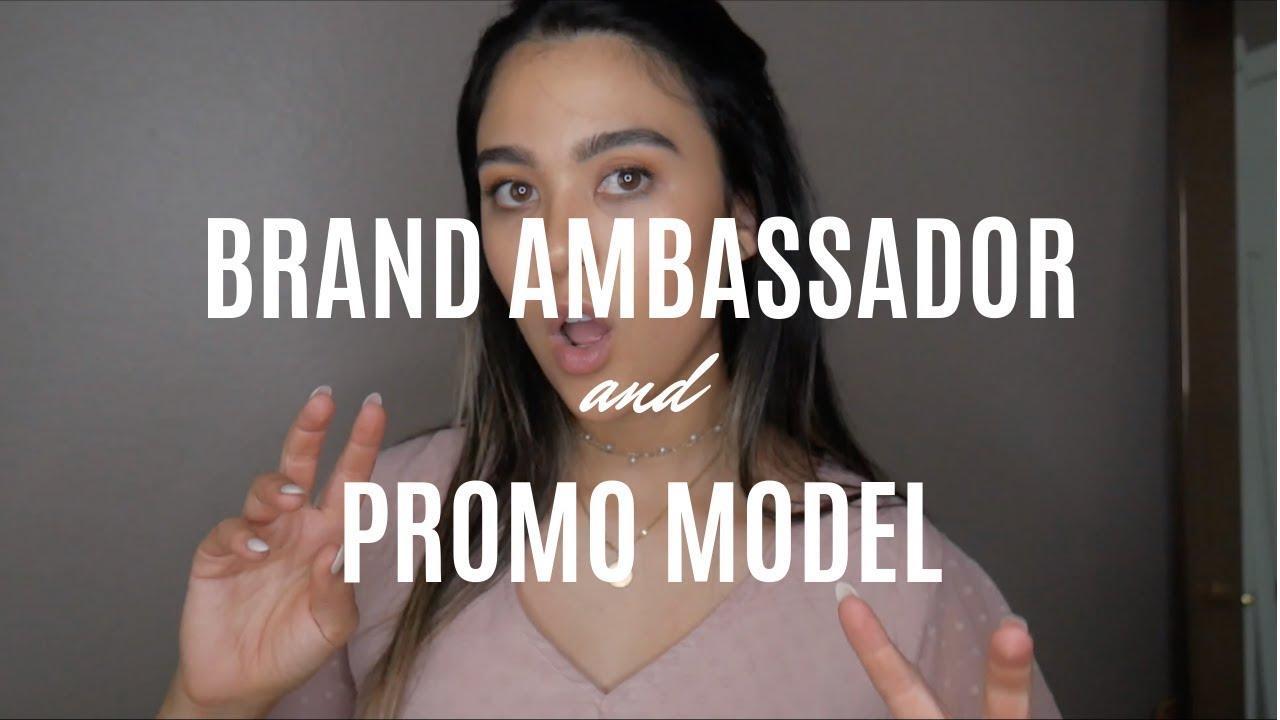 Brand Ambassador & Promo Model   How To Get Jobs