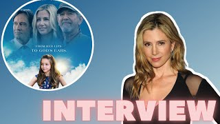 Oscar Winner Mira Sorvino on Faith, Public Opinion, & Upcoming Projects