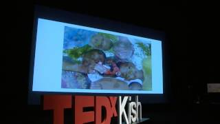 Our world needs hope more than anything else | Mohammad Tajeran | TEDxKish