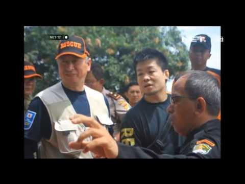 NET12   Jakarta Rescue, anjing pelacak