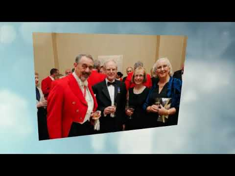 Toastmaster in action