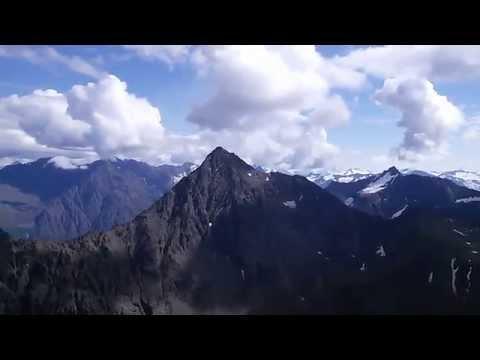 Chugach Mountains, Alaska - Summit of Cantata Peak