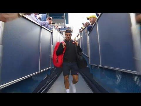 Federer triunfa em Cincinatti