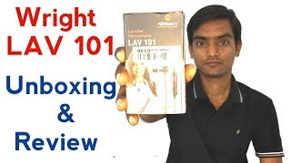 Wright Lav 101 Omnidirectional Lapel Mic Unboxing & Review | Cheap And Best Mic for Youtubers?