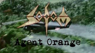 Sodom - Agent Orange (Official Lyrics Video)