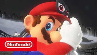 Super Mario Odyssey – Overview Trailer (Nintendo Switch)