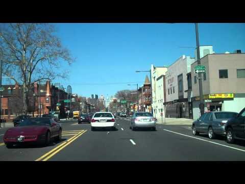 Windshield Tour of South Broad Street, Philadelphia