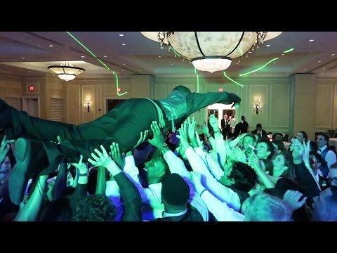 (DJ GIG LOG) DJing Deering High School's Prom 2017