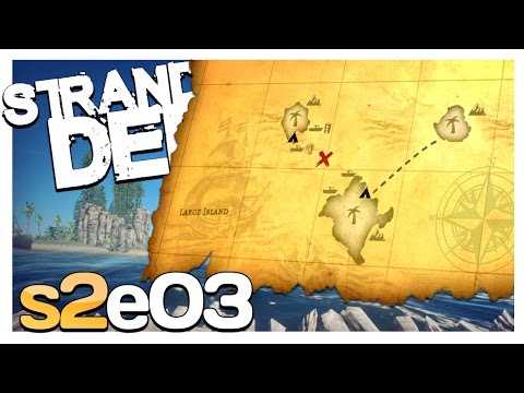 ISLAND MAP | Stranded Deep Gameplay S2E03 (Experimental 0.28)