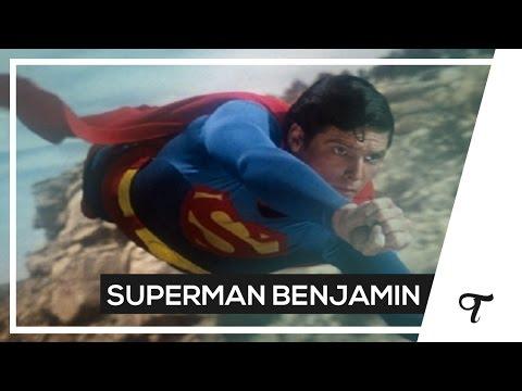 Über SupermanBenjamin und SupermanDennis...