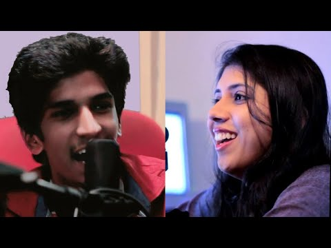 Rj Ophelia & Rap Rakesh in Radio One 94.3