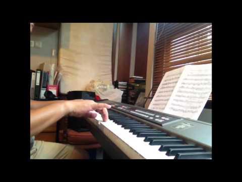 Piano Solo 'kolam Susu' Koesplus Tutorial