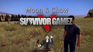 """Mr.Chow """"Survivor GameZ"""" with Mr.Moon - DayZ Standalone"""