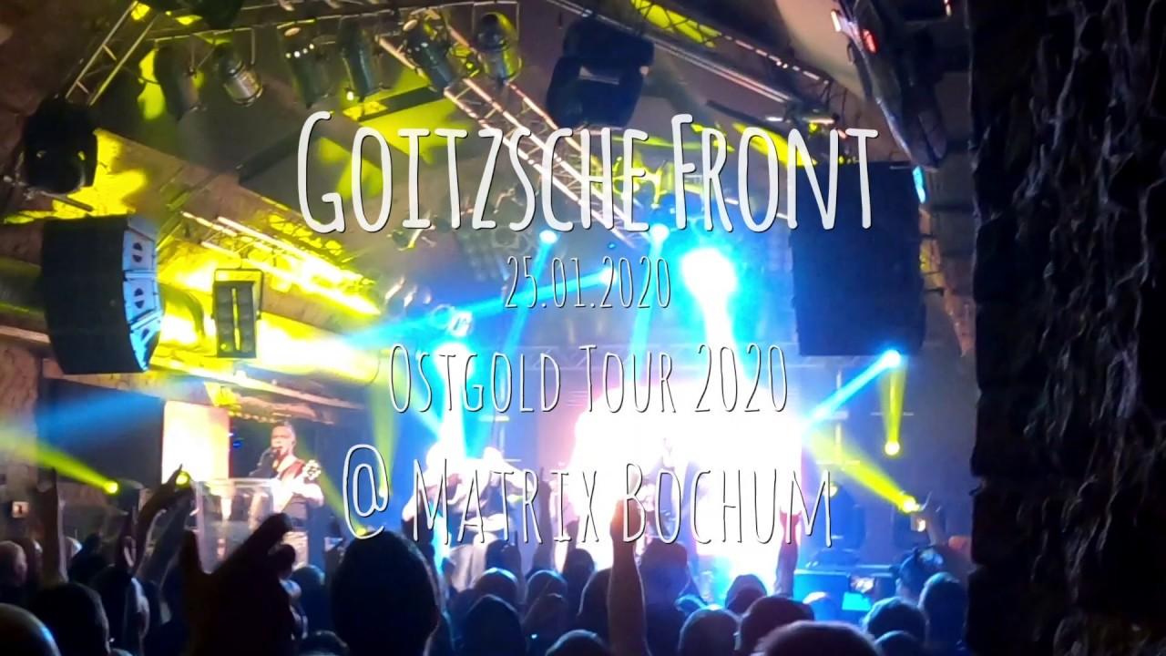 goitzsche front tour 2020