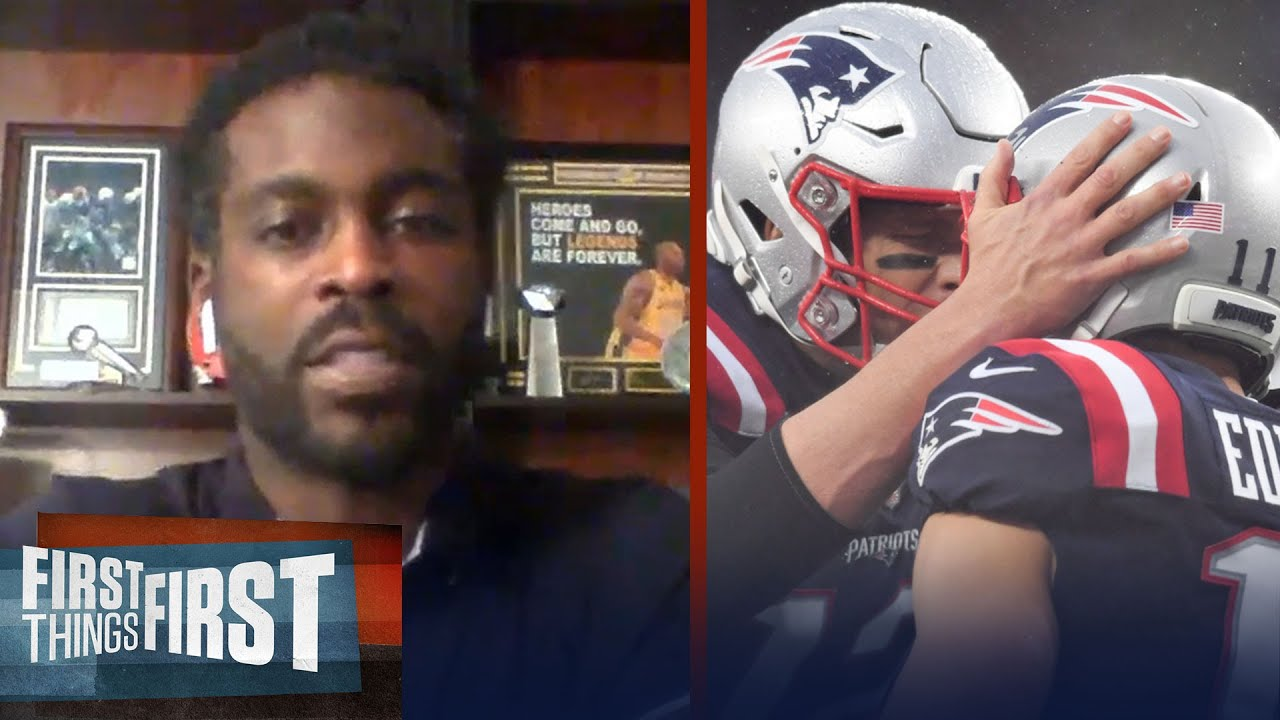 Michael Vick on the potential of Edelman & Cam vs his success with Brady | NFL | FIRST THINGS FIRST
