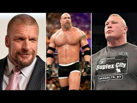 8 Wrestlers That Love Goldberg & 7 That Hate Him