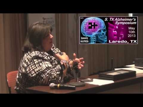 SA STGEC: AD Rural Talk | Laredo--Caregiver Stress Tips (2013)