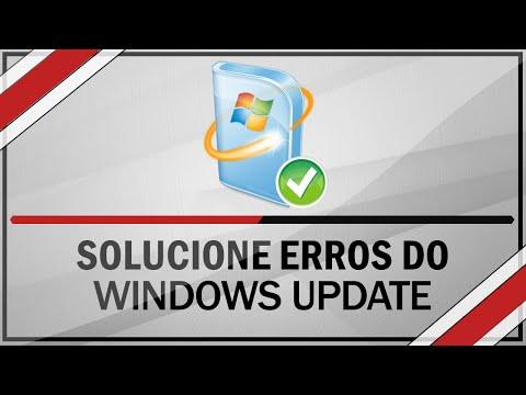 Como resolver todos os erros do Windows Update
