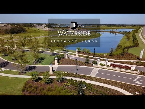 Waterside at Lakewood Ranch New Homes for Sale   Sarasota FL