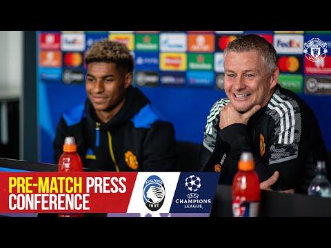Pre-Match Press Conference | Manchester United v Atalanta | UEFA Champions League
