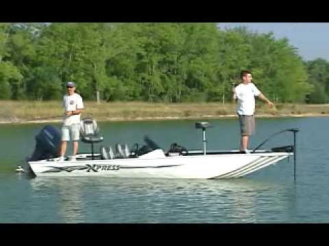 Xpress Boats commercial