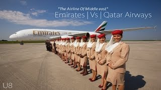 Emirates Vs Qatar Airways 2013