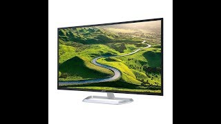 """Acer EB1 Series EB321HQU 31.5"""" 2K 2560×1440 Resolution IPS 60hz Refresh Rate Monitor"""