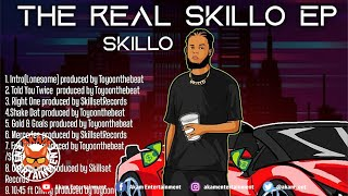 Skillo - Marrow Splash [Audio Visualizer]