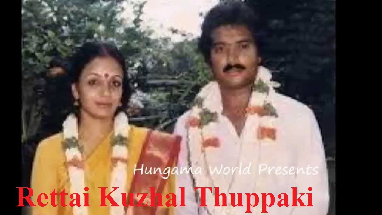 Tamil movie rettai kuzhal thuppakki video songs