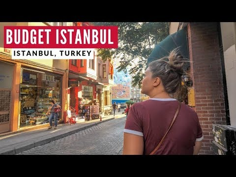 Istanbul's coolest neighborhood on a budget | Moda Kadikoy Turkey | Full Time Travel Vlog 15