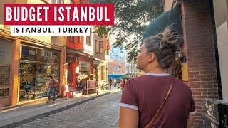 Istanbul's coolest neighborhood on a budget | Moda Kadikoy Turkey | Full Time Travel Vlog 15