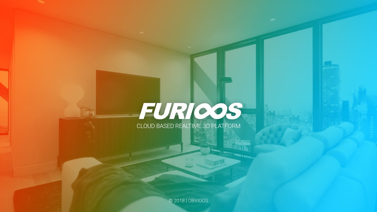 FURIOOS - Cloud Streaming for UE4 and Unity3D
