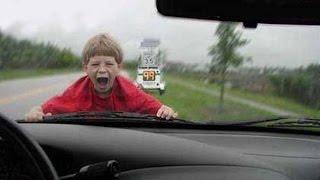 +18 ДТП с пешеходами, детьми, УЖАС!!! Будьте бдительны!!! 2015(Страшные аварии, случаи на дорогах. Аварии с пешеходами. Тупые пешеходы выскакивают на дорогу. Пьяные водит..., 2015-08-23T09:15:16.000Z)
