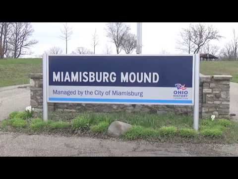 Miamisburg Mound  - Primitive/Native Adena Culture