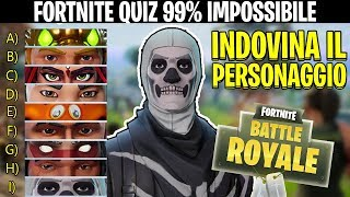 Guess the Character on Fortnite! Quiz