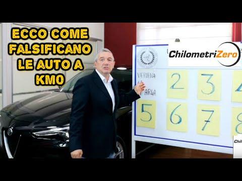 Ecco come falsificano le auto a km0.