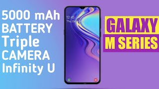 Samsung Galaxy M10, M20, M30 Leaked || Infinity U display, 5000mAh battery, Triple Camera || Hindi