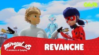 Revanche   Miraculous: As Aventuras de Ladybug   Vídeo Oficial   Gloob