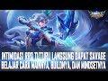 Hal Yang Gw Pelajari Dari Top 69 Komplek MIYA KOPEX • Mobile Legends Indonesia