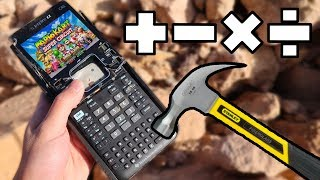 Bored Smashing - THE ULTIMATE GRAPHING CALCULATOR